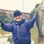 【早春のバス釣り】またまたDoliveShad(ドライブシャッド)で釣る!at 豊英ダム