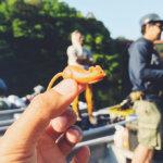 【部活動】釣果の差はいったい!? 野良ネズミパーティ in 豊英ダム
