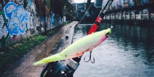【イギリス遠征】ロンドンのど真ん中でパイク釣りに挑戦するも撃沈!DAY1〜2