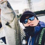 【爆釣】渡辺釣船店のシーバスジギングでシーバスの入れ食いを体験した!