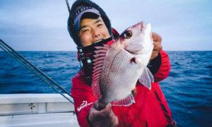 【外房ひとつテンヤ】五十嵐誠プロとひとつテンヤ釣行へ!横でボコボコに釣られたぁ!