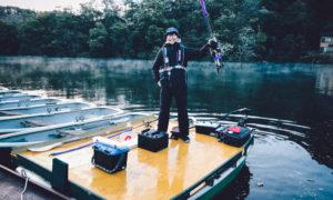 【三島ダムで噂のボート!?】レジットデザインの中の人と三島ダムにいったら事件が起きすぎた件