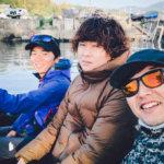 【琵琶湖遠征】ハザーと琵琶湖で遊んだらボコボコにされて涙目になった日