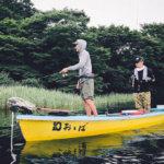 【夏の芦ノ湖】手堅く釣るならポークのダウンショットがオススメ!