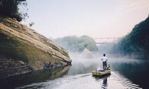 【三島ダムdeデコ】釣れると評判の三島ダムでハイシーズンにデコってしまった3つの理由