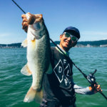 【琵琶湖でレンタルボート】琵琶湖リサーチTVを参考に釣りをしたら良型キャッチに成功!!巻きの釣りの奥深さに気づいた遠征