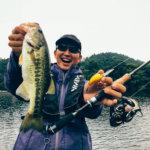 【オリキンガイド】秋の亀山湖で折金一樹先生からディープクランクのドラッギングなど色々な釣りを学ぶ!