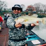 【亀山・冬のフィーディング】のむらボートの年末釣納め大会に参加してきました!
