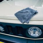 """【釣り車】洗車を楽チンにしてくれるカーコーティング""""クリスタルキーパー""""を施工したら凄かった!"""