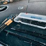 【電車釣行】携帯性抜群なワイルドサイドのマルチピースを忍ばせて新幹線で琵琶湖遠征行ってきた!