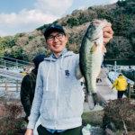 【まさかの初入賞!】今年も野良ネズミが活躍!2019年トキタボート平日大会第1戦で3位に!