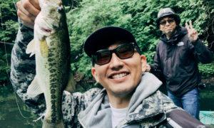 【のび太抽選会】一緒に釣り行きま賞の当選者さんと亀山釣行いってきました!