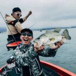 【初夏の琵琶湖遠征】レンタルボートでワイワイ釣りしたりバスボート操船するのが楽しかった2日間
