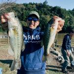 【激タフ】亀山ダム3連続デコからの奇跡!レッグワームで5キャッチに成功!2019年トキ平第6戦は8位!
