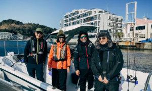 【シースタイル】難しくて面白い!レンタルボートでタイラバやジギングに挑戦!
