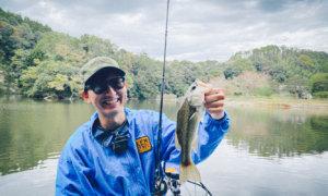 【秋の亀山】新旧・弁慶の住人釣行会はドライブビーバーと野良ネズミで楽しめました!