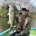 【釣りリアル教習所】3月下旬の亀山ダムはテキサスリグのズル引きで楽しんでもらいました!