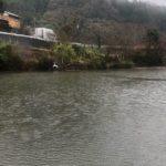 まだまだ寒い3月上旬亀山湖釣行記。雨対策の大切さとイージスオーシャンの素晴らしさを再確認したお話。