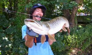パイクを釣るために絶対忘れてはいけないモノ
