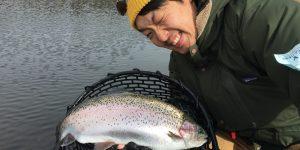 那須高原で釣れると噂の「つれない釣り堀つり天国」に行ってみた