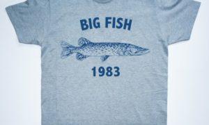 釣りをもっとカッコよく!夏までにゲットしたいフィッシングTee