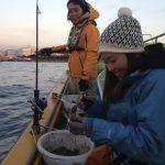 第1話:横浜でアジを釣るの巻!