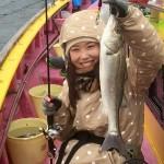 第4話:東京湾でシーバスを釣ってみるの巻